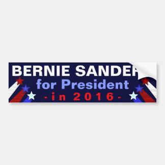 De Democraat van de Verkiezing van Bernie Sanders Bumpersticker