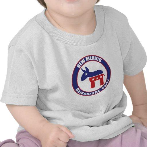 De Democratische Partij van New Mexico Shirt