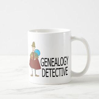 De Detective van de genealogie Mokken