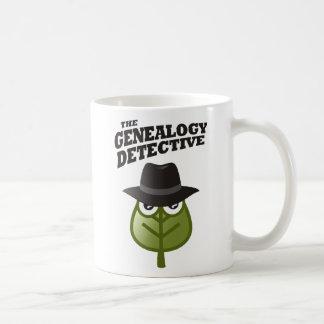 De detective van de Genealogie Beker