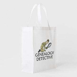 De Detective van de genealogie