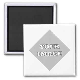 De diagonale Vierkante Magneet van het Lijst van d