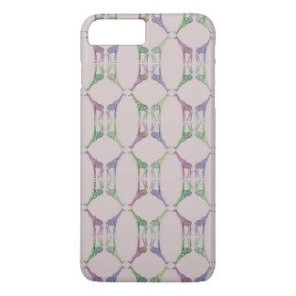 De Diamant van de giraf iPhone 8/7 Plus Hoesje