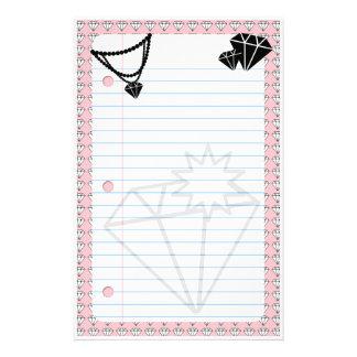 de diamanten zijn voor altijd briefpapier