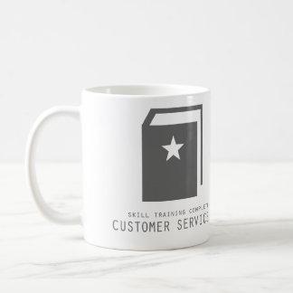 De Dienst V van de klant vaardigheid opleidingsmok Koffiemok