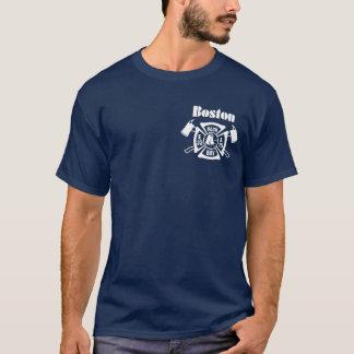 De Dienst van de Brand van Boston E33 & L15 T Shirt