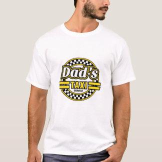 De Dienst van de Taxi van de papa - de Grappige T Shirt