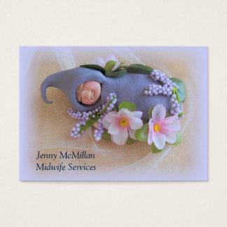 De Diensten van de vroedvrouw: Het Baby van de Visitekaartjes