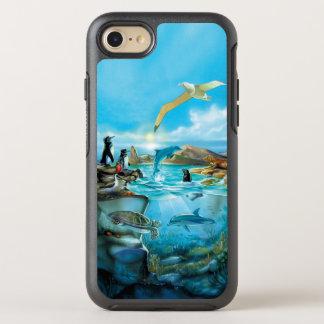 De Dieren van de Galapagos OtterBox Symmetry iPhone 8/7 Hoesje