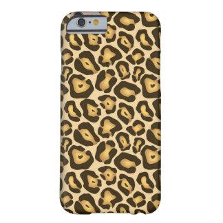 De Dierlijke Druk van de luipaard Barely There iPhone 6 Hoesje