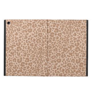 De Dierlijke Druk van de Stijl van de luipaard iPad Air Hoesje