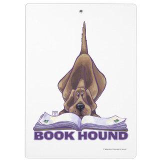 De dierlijke Hond van het Boek van de Parade Klembord
