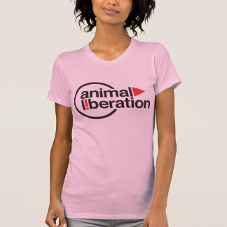 De dierlijke t-shirt van de Bevrijding