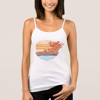 De dieven van de Spaghetti van de Zonsondergang Tanktop