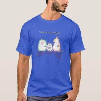 De DINGEN KIJKEN OMHOOG door Sandra Boynton T Shirt