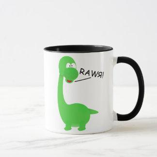 De Dinosaurus van Rawrosaur Mok