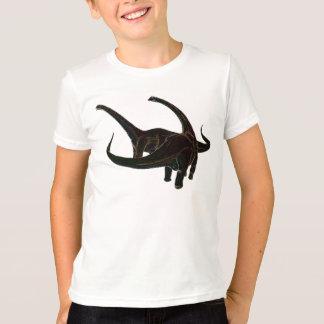 De Dinosaurussen van het neon T Shirt