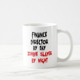De Directeur van de Financiën van de Moordenaar Koffiemok