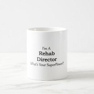 De Directeur van Rehab Koffiemok