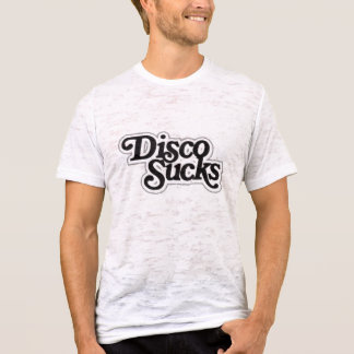 De disco zuigt t shirt