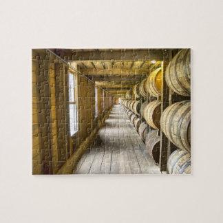 De Distilleerderij van Kentucky Legpuzzel