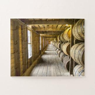 De Distilleerderij van Kentucky Puzzel