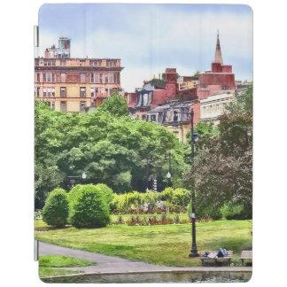 De doctorandus in de letteren die van Boston - in iPad Cover