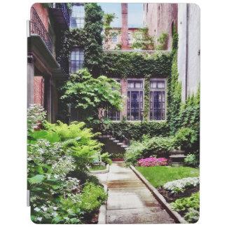 De doctorandus in de letteren van Boston - iPad Cover