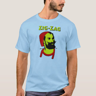 De Documenten van de zigzag T Shirt