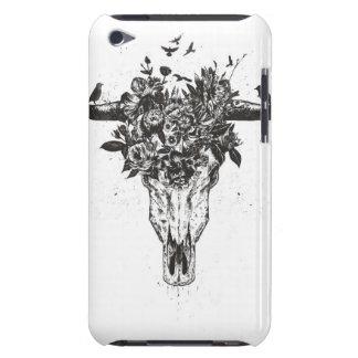 De dode (zwart-witte) zomer iPod touch hoesje