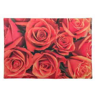 De Doek Placemat van rozen