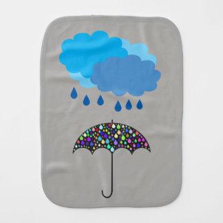 De doek van de de wolkenOprisping van de regen Monddoekje