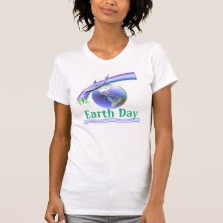 De Dolfijn van de Dag van de aarde T Shirt