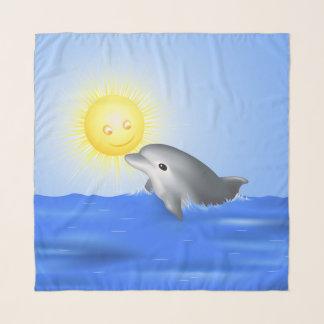 De Dolfijn van het baby Sjaal