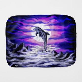 De Dolfijn van het maanlicht Monddoekje