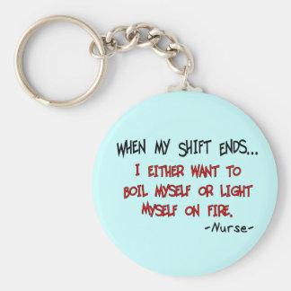 De dolkomische Spreuken van de Verpleegster