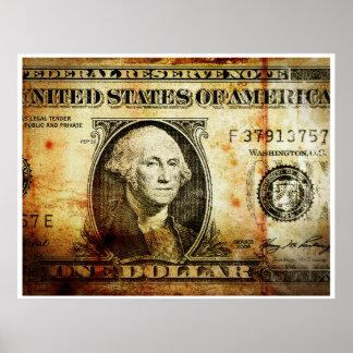 De dollar poster