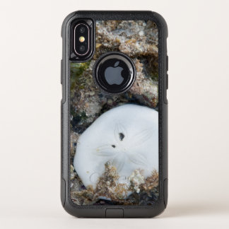 De Dollar van het zand in de Ertsader van Fiji at OtterBox Commuter iPhone X Hoesje