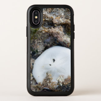De Dollar van het zand in de Ertsader van Fiji at OtterBox Symmetry iPhone X Hoesje