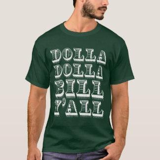 De Dollars van het Geld van het Contante geld van T Shirt
