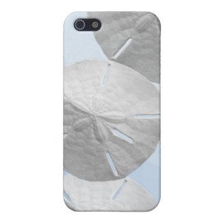 De Dollars van het zand op Blauw iPhone 5 Cover