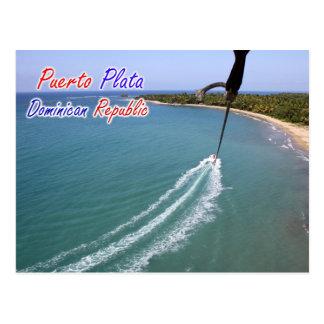 De Dominicaanse Republiek van Dorada Puerto Plata Briefkaart