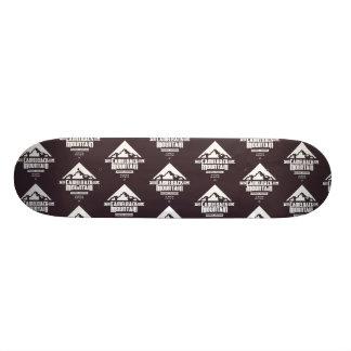 (De Donkere) Berg van Camelback - het Dek van het Skate Deck