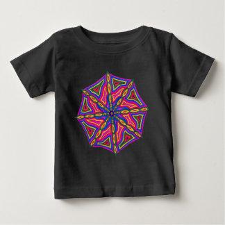 De Donkere T-shirt van de Baby van de douane