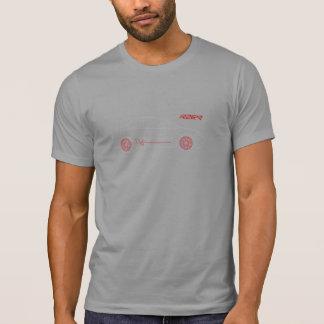 De Donkere T-shirt van Megane R26.R van