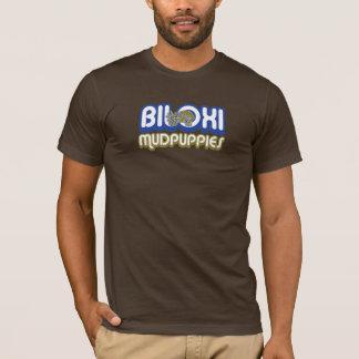 De Donkere T-shirt van Mudpuppies van Biloxi