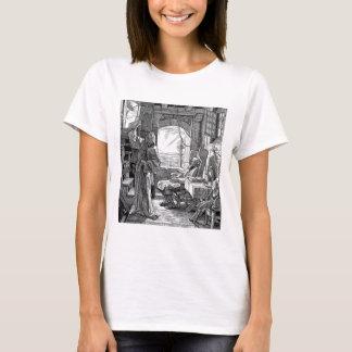 De dood is een Overhemd van de Dames van de Vriend T Shirt
