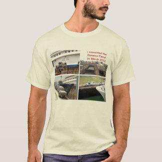 De Doorgang van het Kanaal van Panama T Shirt
