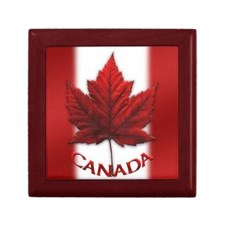 De Doos van Canada van de Juwelen van de Gift van  Decoratiedoosje