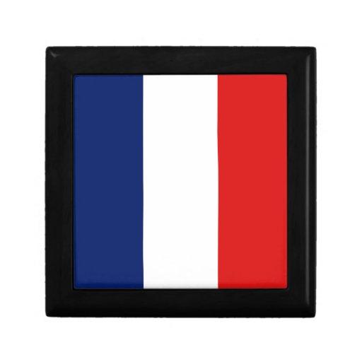 De doos van de gift van de vlag van frankrijk decoratie doosjes zazzle - Decoratie van de kamers van de meiden ...